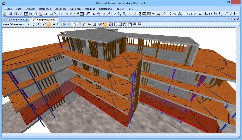 Baustatik: komplettbau