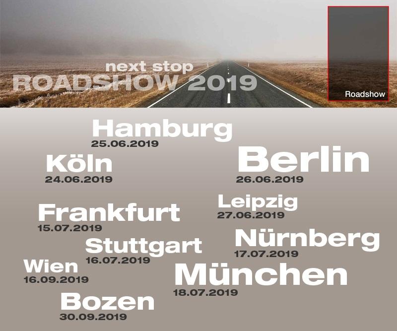 Baustatik Roadshow 2019
