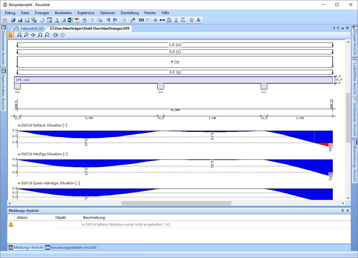 bemessung-stahl-durchlauftraeger